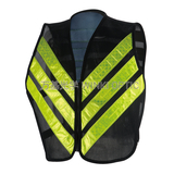 Mesh reflective vest -WK-M024