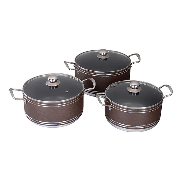 Pressed Aluminum Cookware-WNAL-1106