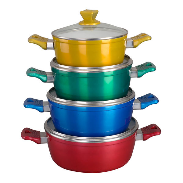 Forged Aluminum Cookware  -WNFAL-8508