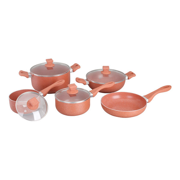 Pressed Aluminum Cookware-WNAL-1019