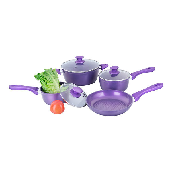 Forged Aluminum Cookware  -WNFAL-8107