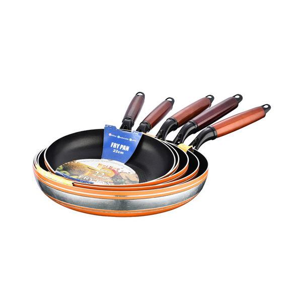 PRESSED ALUMINIUM FRY PAN-WNAL-P1610