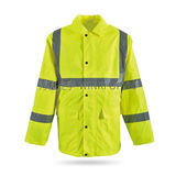 Hi-Vis Sately Raincoat -WK-J08
