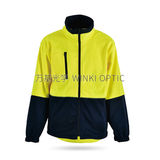 Hi-Vis Sately Raincoat -WK-J14