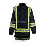 Hi-Vis Sately Raincoat -WK-J06