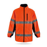 Hi-Vis Sately Raincoat -WK-J10