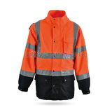 Hi-Vis Sately Raincoat -WK-J12
