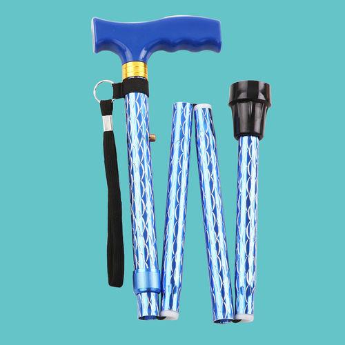 Engraving Folding cane ER-TQE500-ER-TQE500