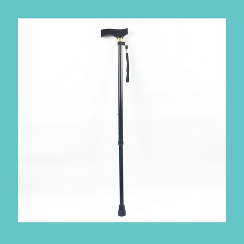 Wooden-handle Extendable Cane ER-TQ200-ER-TQ200