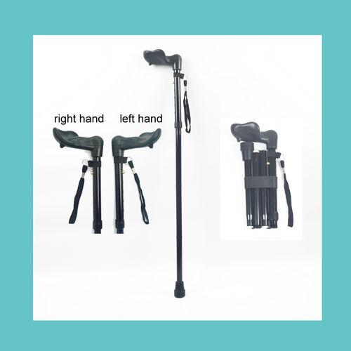 Left-handle Folding cane ER-TQ500-ER-TQ500