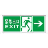 Luminous emergency evacuation signs-18-2
