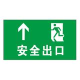 Luminous emergency evacuation signs -18-18