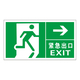 Luminous emergency evacuation signs-18-11