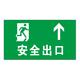 Luminous emergency evacuation signs-18-12