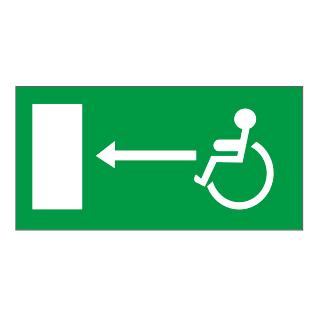Luminous emergency evacuation signs-18-19