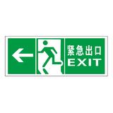 Luminous emergency evacuation signs-18-1