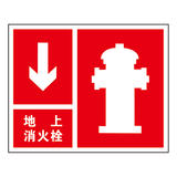 Fire safety signs -9-3
