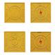 Logo pile, logo block-32-3