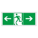 Luminous emergency evacuation signs-18-3