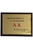AA credit rating