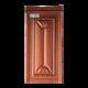 Anti-theft Door Paint-Art real brass-2-8807