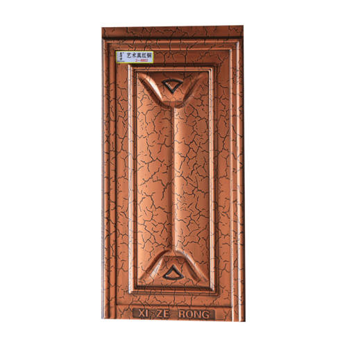 Anti-theft Door Paint-Really copper art-2-8802