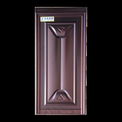Anti-theft Door Paint-Crystal copper XZ-9906