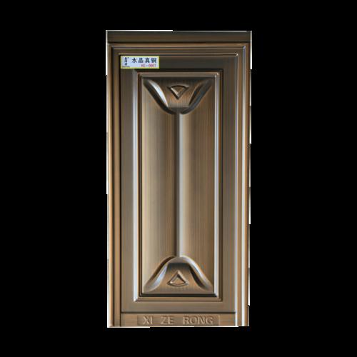 Anti-theft Door Paint-Crystal copper XZ-9907