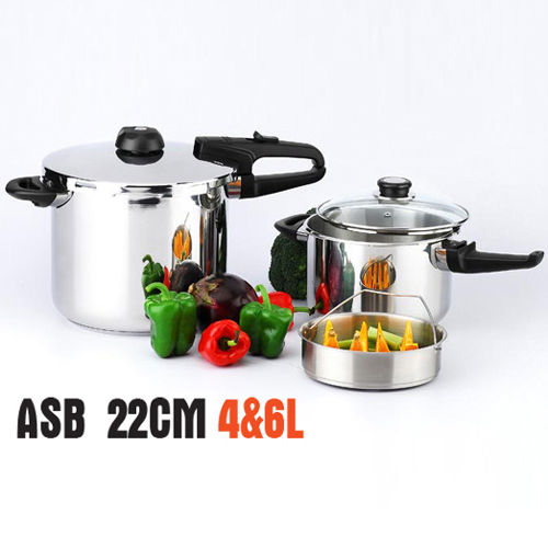 Twin Pressure Cooker-