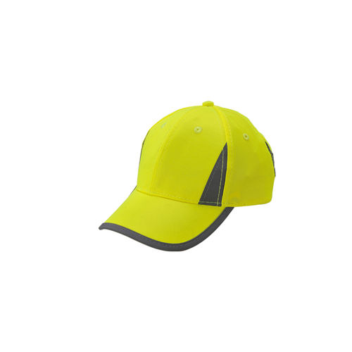 Reflective sports Safety hat/cap-H18