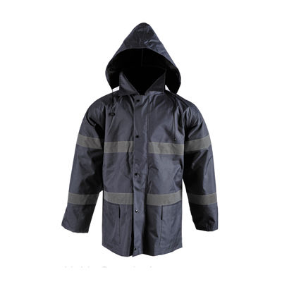 reflective raincoat-YG727