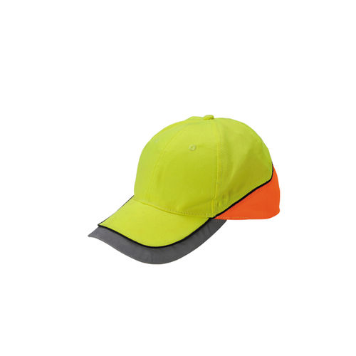 Reflective sports Safety hat/cap-H17