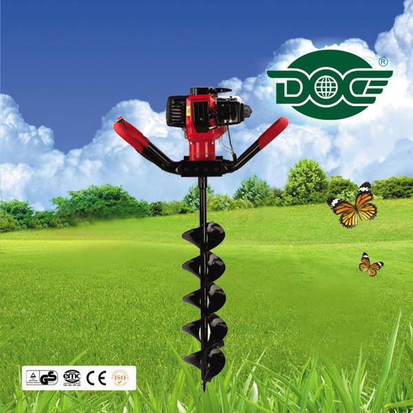 200mm Ground Drill -DZ-08N