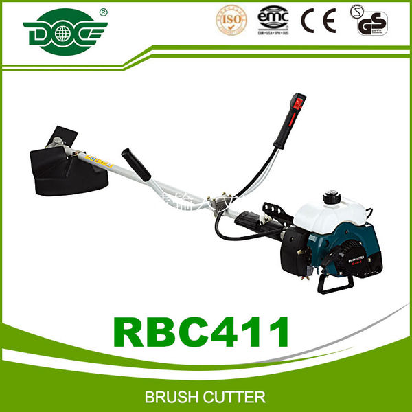 2.0HP BRUSH CUTTER -CG411-3(GREEN )