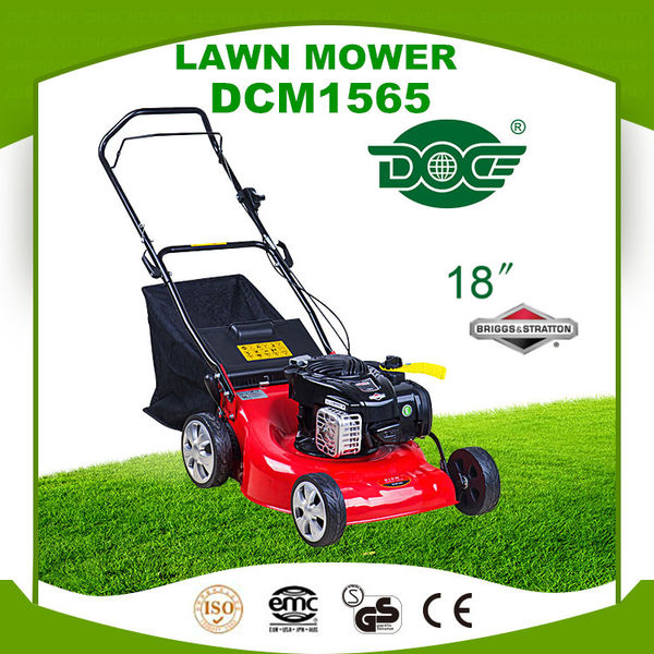 B&S 500E LAWN MOWER -DCM1565