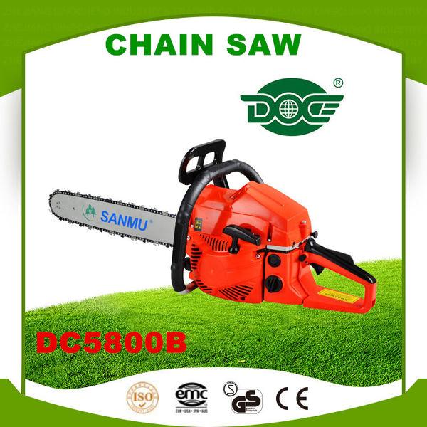 CHAIN SAWS-DC5800B