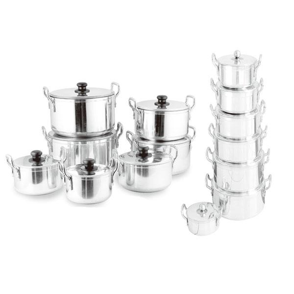 Aluminium Cookware Set-FG-F846