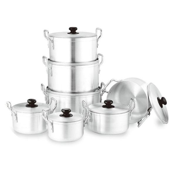 Aluminum Cookware pot- FG-846B