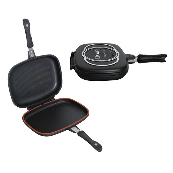 Double Fry Pan-FG-D818