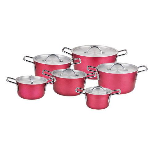 Oblique soup pot series-JRH-E