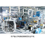 Casting ingot and billet production line of annual production capacity to reach 4,0000 Metric Tons