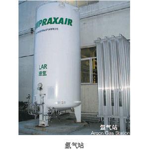 Argon Gas Station-