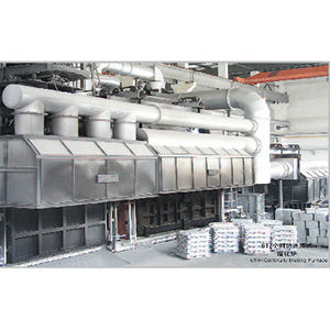 Melting furnace-