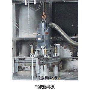 Aluminium liquid cycle pump-