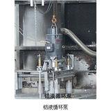 Aluminium liquid cycle pump