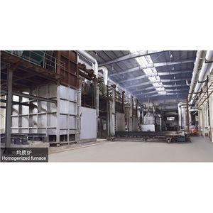 Homogenized furnace-