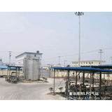 Heavy Oil Storage & LPG Gas Station