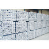 Product name:Aluminum alloy ingot -