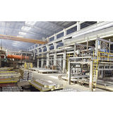 Aluminium Billet production line of annual 50000 Metric tons