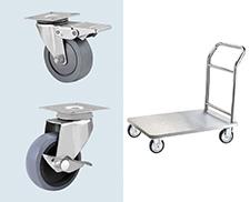 Industrial wheel series